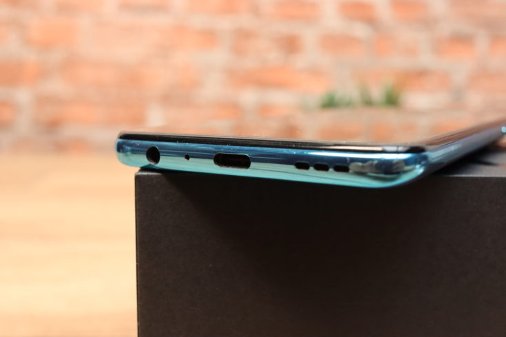 OnePlus Nord CE 5G Unterseite