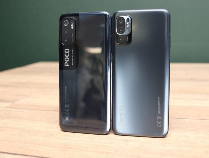 POCO M3 Pro vs Redmi Note 10 5G