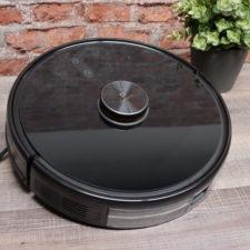 Realme TechLife Robot Vacuum Frontansicht