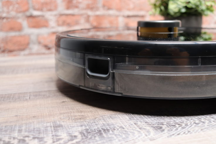 Realme TechLife Robot Vacuum Staubkammer