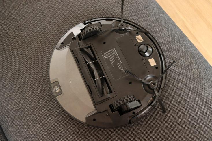 Realme TechLife Robot Vacuum Unterseite