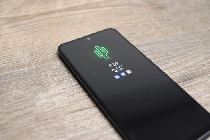 Redmi Note 10S AMOLED Display