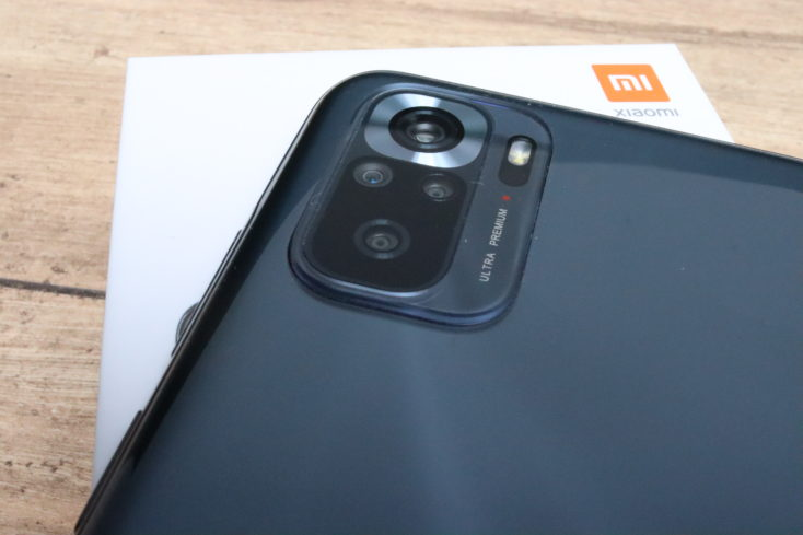 Redmi Note 10S Kameramodul