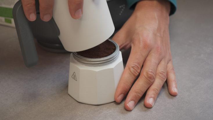 SEVENME Kaffeemaschine Espresso