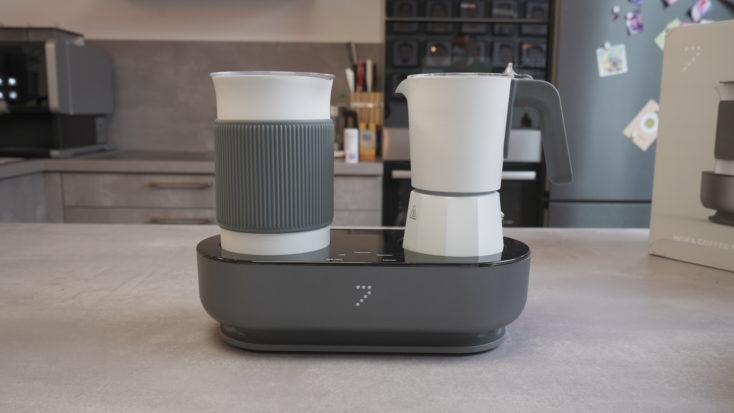 SEVENME Kaffeemaschine Idee
