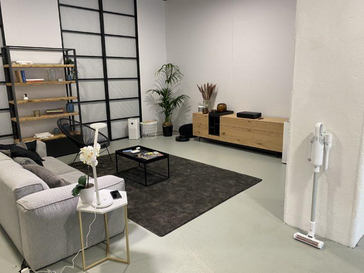 Xiaomi Loft Wohnung Wohnzimmer