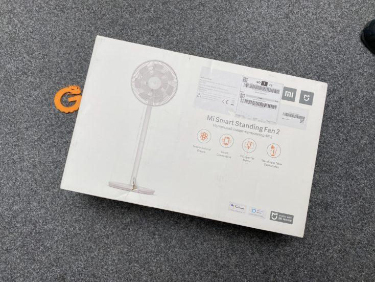 Xiaomi Mi Fan 2 Ventilator Verpackung rotated e1625659341872