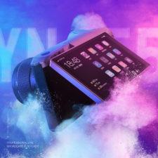 Yongnuo YN455 Android-Systemkamera