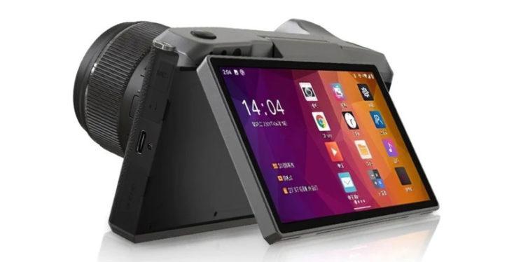 Yongnuo YN455 Android Systemkamera Touchscreen