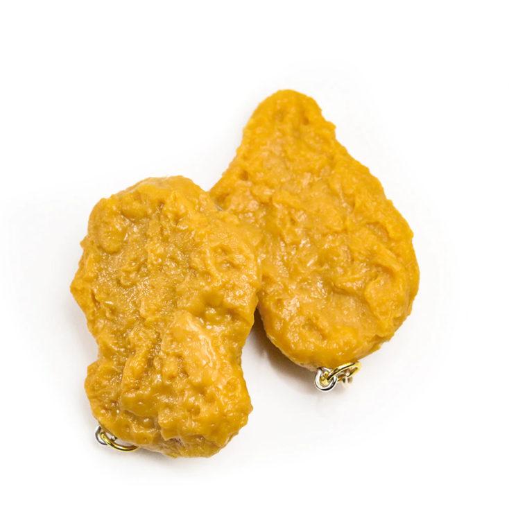 Chicken-Nugget-Anhänger