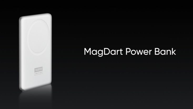 realme MagDart Powerbank