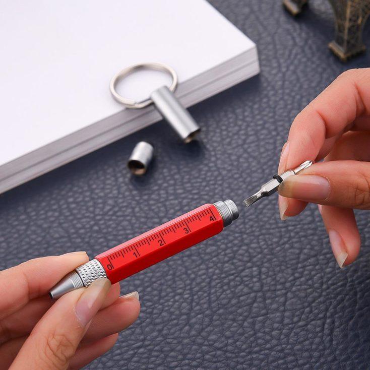 6-in-1 Stift Schraubendreher