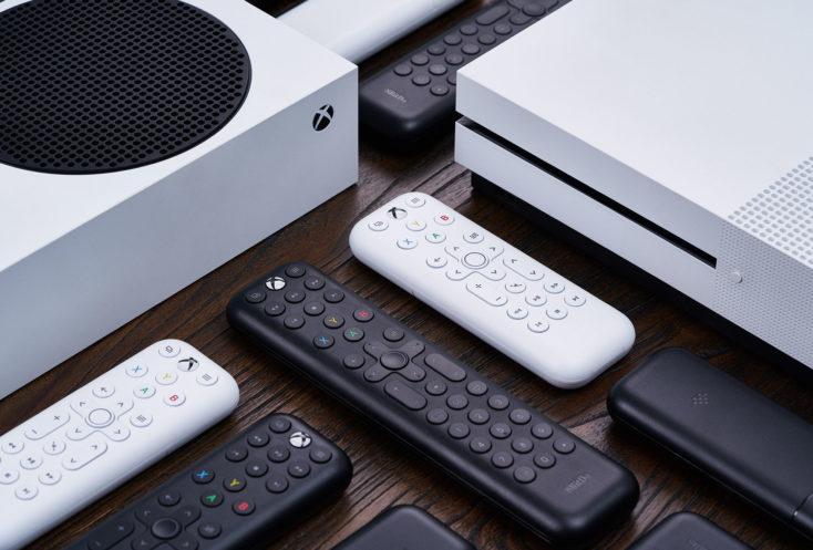 8Bitdo Media Remote XBOX Series X schwarz und weiss