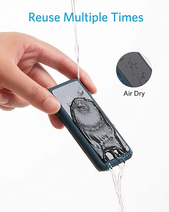 Anker magnetische Kabelhalterung Klebestreifen