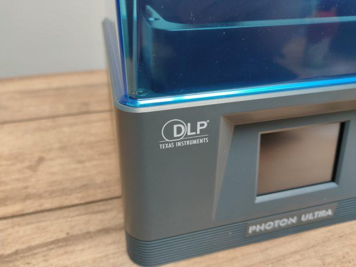 Anycubic Photon Ultra DLP 3D Drucker Vorderseite