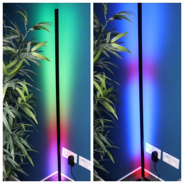 BlitzWolf BW-FLT1 Stufenbeleuchtung