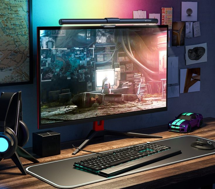 BlitzWolf BW-CML2 RGB Monitorlampe