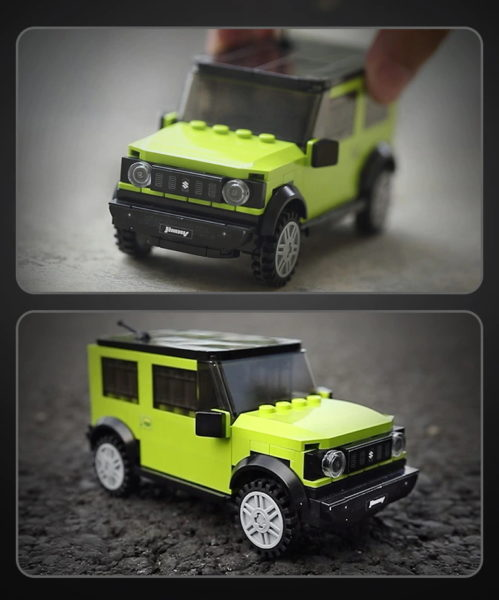 CaDA Suzuki Jimny Details