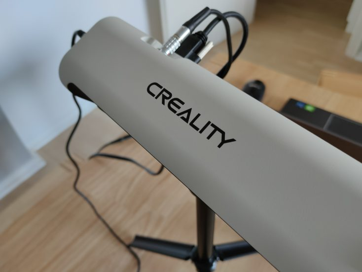 Creality CR Scan01 3D Scanner mit Logo