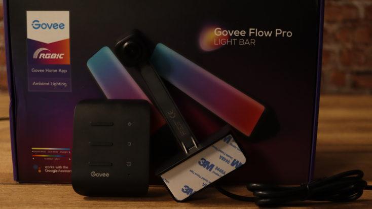 Govee Flow Pro Light Bar Kamera