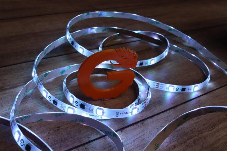 Govee LED Leiste Farbe