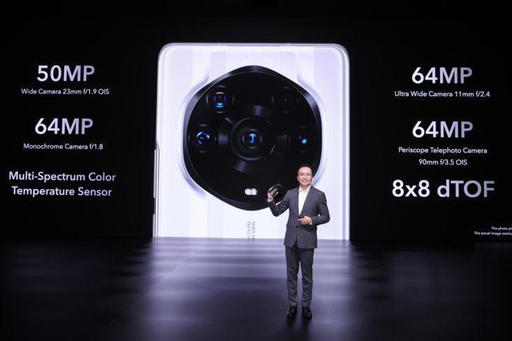 Honor Magic3 Pro Kamera