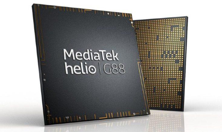 MediaTek Helio G88 Prozessor