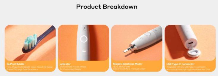 Oclean Flow Produkt Details