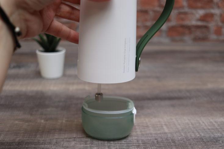 Oclean w10 Munddusche Wassertank