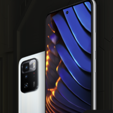 POCO X3 GT Smartphone Display