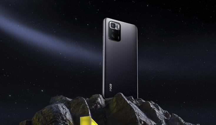 POCO X3 GT Smartphone Schwarz