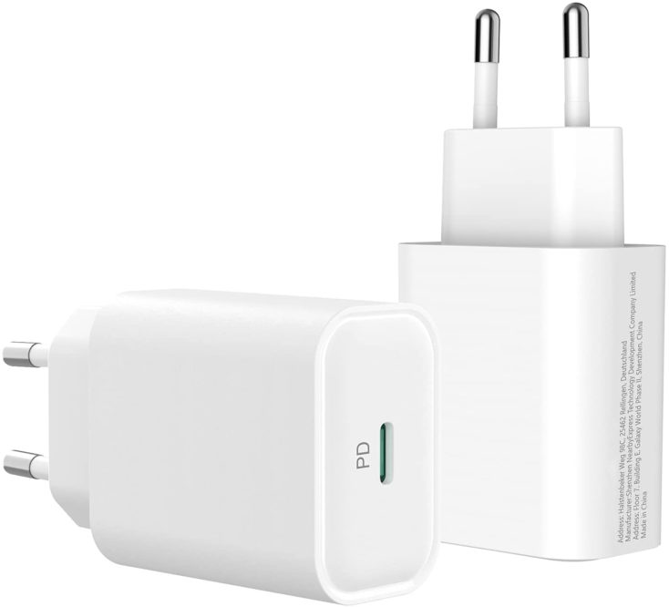 RAVPower 25 USB C Charger Doppelpack