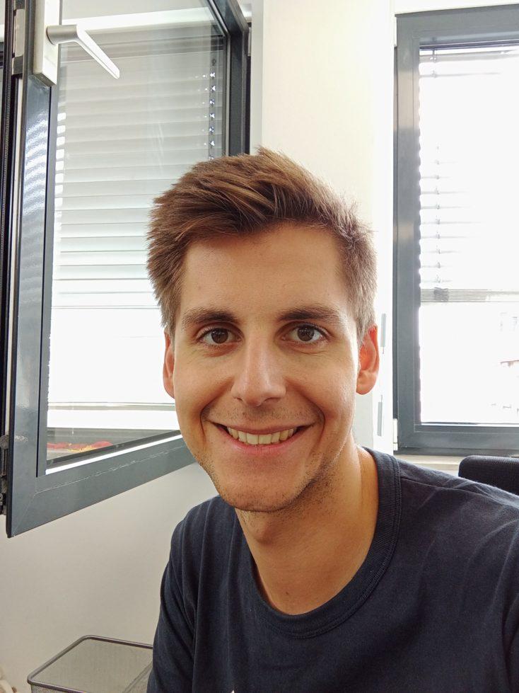 Redmi 10 Frontkamera Test Selfie Farben