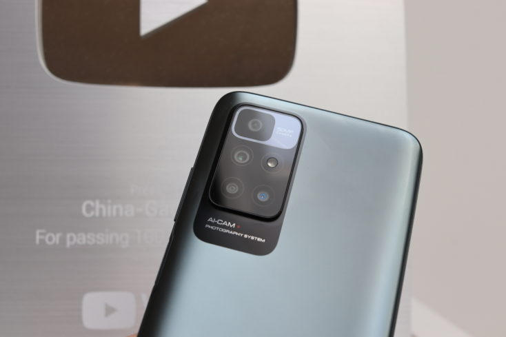 Redmi 10 Smartphone Kamera