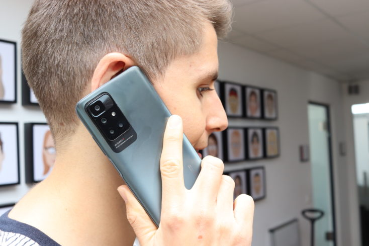 Redmi 10 Smartphone Telefonieren