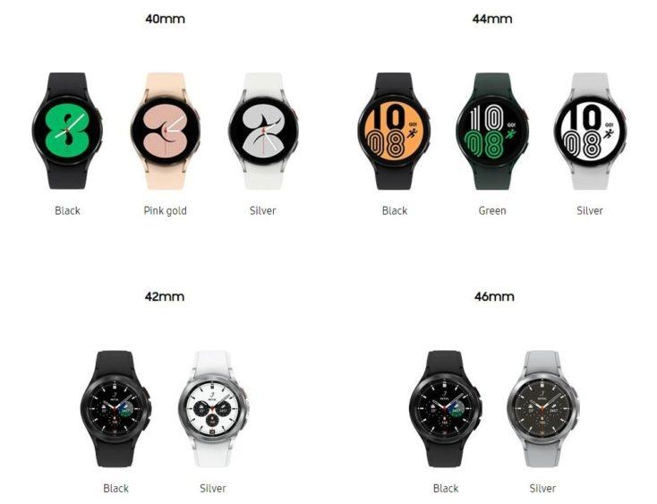 Samsung Galaxy Watch 4 vs Watch 4 Classic