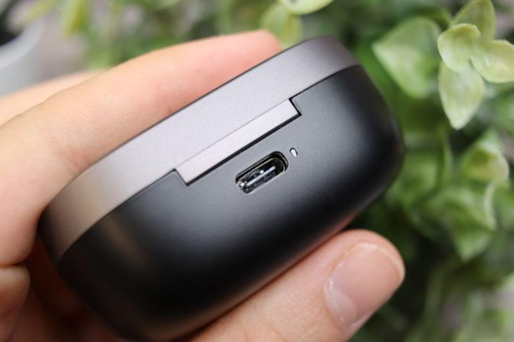 SoundPEATS H1 USB-C Ladeanschluss