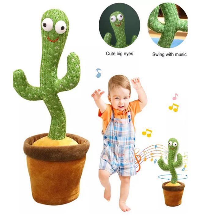 Tanzender Kaktus Funktionen Baby