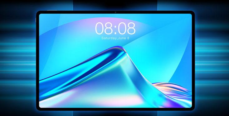 Teclast T40 Plus Tablet Display