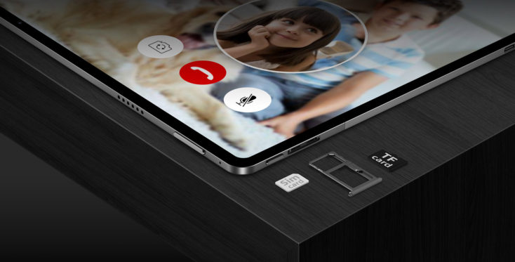 Teclast T40 Plus Tablet Verbindungsmoeglichkeiten