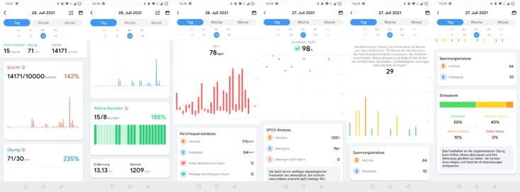 TicWatch E3 Tracking App