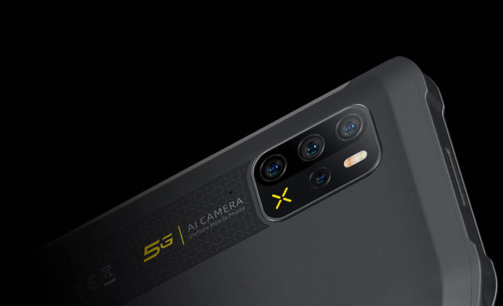 Ulefone Armor 12 5G Kamera