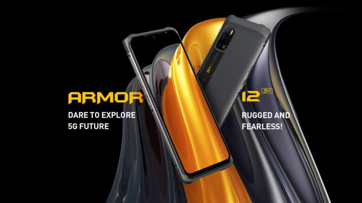 Ulefone Armor 12 5G Outdoor Smartphone