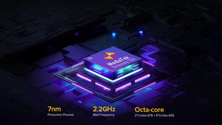 Ulefone Armor 12 5G Prozessor