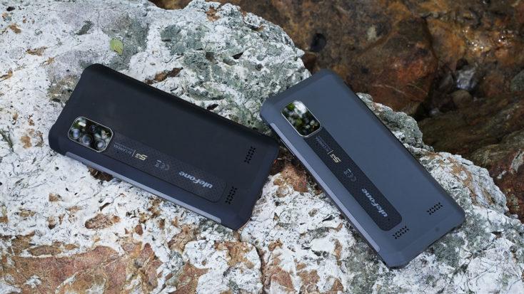 Ulefone Armor 12 5G Smartphone Rueckseite