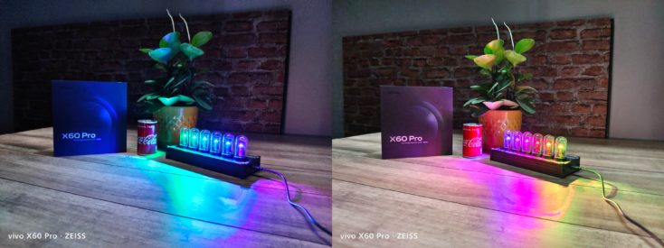 Vivo X60 Pro Nachtmodus Vergleich 1