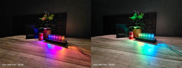 Vivo X60 Pro Nachtmodus Vergleich 2