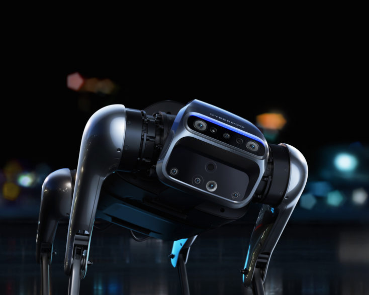 Xiaomi CyberDog Roboter Kamera
