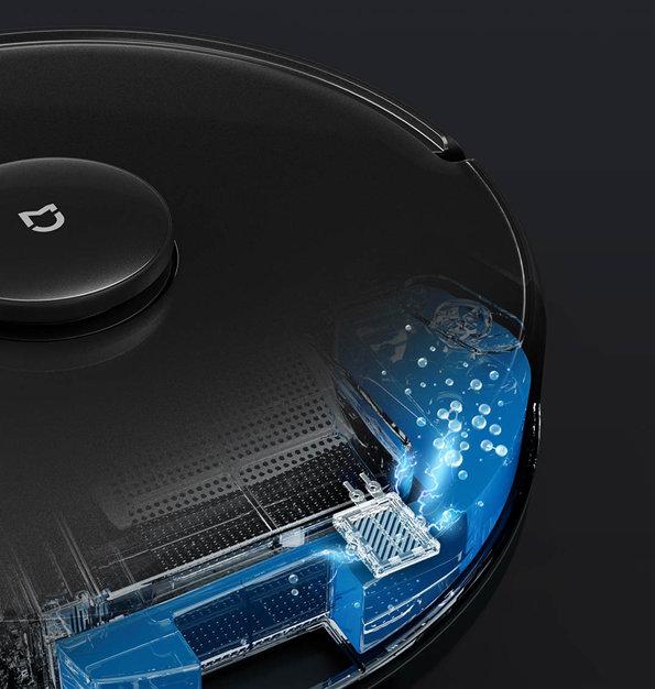 Xiaomi Mijia Pro 2 Saugroboter Vibrationswischtechnik