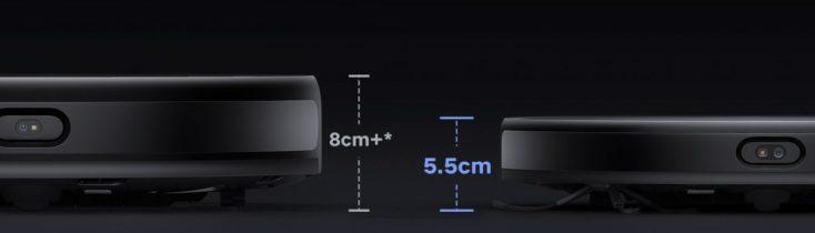 Xiaomi Mijia Ultra Thin Saugroboter Groeße